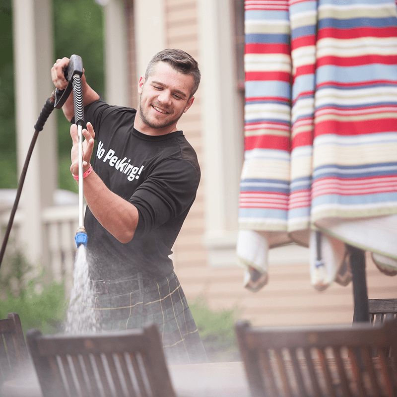 Port Alberni Pressure Washing