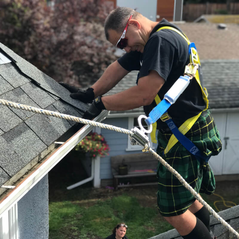Gutter Cleaning - 001