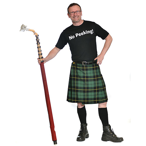 About Men in Kilts